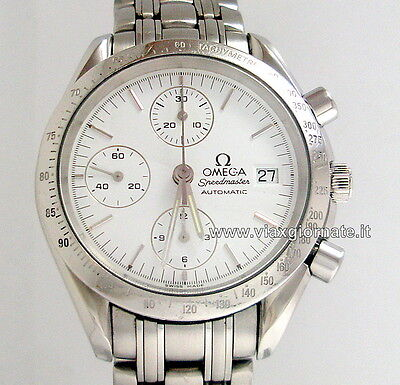 Omega Speedmaster Reduced ref. 375.0063 Chronograph Automatic Acciaio