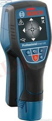 NEW DETECTOR BOSCH D-TECT 120 PROFESSIONAL TOOL @AEs