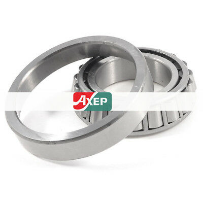 30209 Replacement 45x 85mm x 16mm Taper Tapered Roller Wheel Bearing Silver Tone