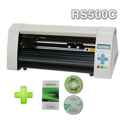 RS500C Mini 20'' Desktop Cutting Plotter With Artcut2009 software For Sticker