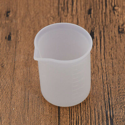UK Silicone Measuring 100ml Cup Jug Beaker Cooking Baking Kitchen Tool Hot Sale
