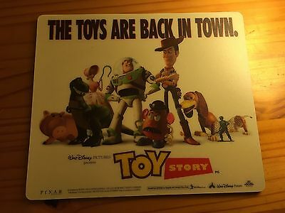 Toy Story Mouse Mat (The Toys are Back in Town) Official Merch Disney Pixar