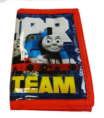 Boys Thomas The Tank Engine Wallet Coin Pouch