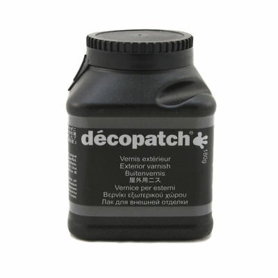 Decopatch VA180 Aquapro Satin Varnish 180ml