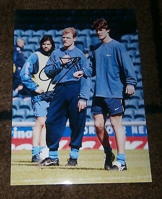 Rangers Fc Gordon Durie  Signed Photo