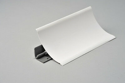 UPVC hygienic corner coving - 4m length - CAN DELIVER