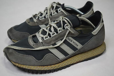 Adidas New York Sneaker Trainers Schuhe Sport Casual Vintage 80er 80s 8.5 42-43