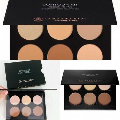 Hot Anastasia Beverly Hills Contour Kit Light To Medium Uk Seller Aus