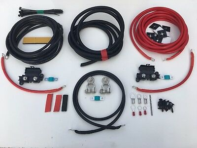 Ring RSCDC30 DC DC Charger Wiring Kit  1-10mtrs