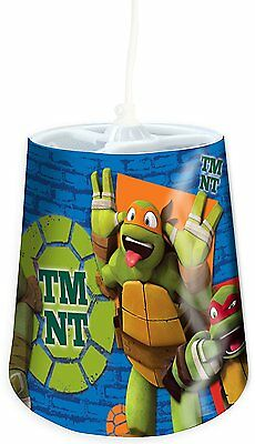Teenage Mutant Ninja Turtles Tapered Pendant Shade