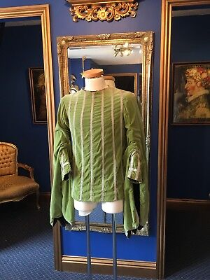 Fantastic Men's Medieval Style Theatrical Tunic Great Detailing, Very Low Price!