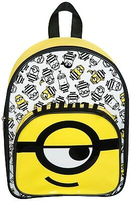 54c8f116d2cd MINIONS Despicable Me 3 Backpack Kids Bag Rucksack School Nursery - Junior  Size