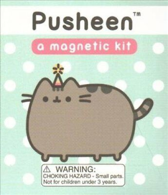 Pusheen: A Magnetic Kit by Claire Belton (Mixed media product, 2017)