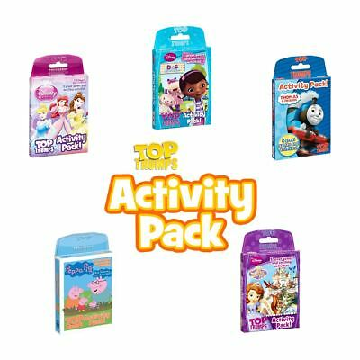 Top Trumps Activity Packs - New 2017 - Choose your favourite!