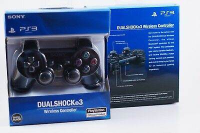 Sony DualShock 3 controller Expedited FREE shipping (2-3 days)