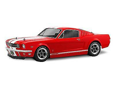 HPI Racing RC Car 1966 Ford Mustang GT Body Shell  200mm 17519