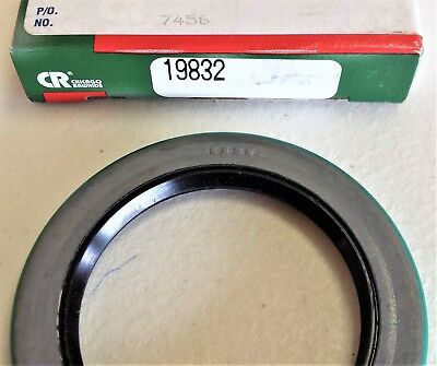 19832 CRWA1 R - SKF CR Chicago Rawhide Oil Seal  * NEW *