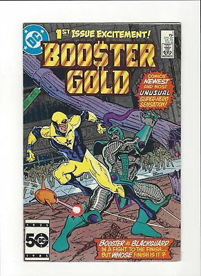 Booster Gold 1 FN/FN+! First appearance! Hot Movie Book