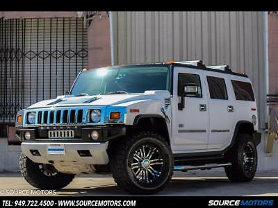 2008 Hummer H2 Luxury 2008 Hummer H2 Luxury, Leather, Navigation, DVD, 4x4, Side Steps, 3rd Row