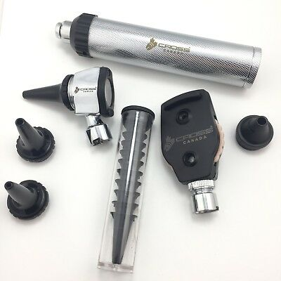Ophthalmoscope & Otoscope Diagnostic Set,