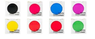 NYX Pigment Primal Colors Mono Eyeshadow Compact 3g