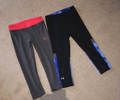 Under Armour / Puma Leggings - For Sports or Exercise - Cheap - 100% Authentic !