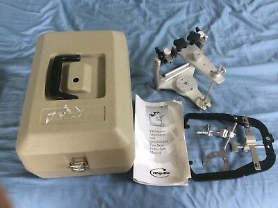 WhipMix 4000 Series Semi-Adjustible Articulator & Face Bow