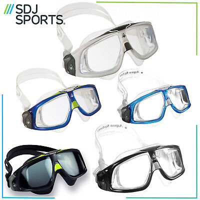 Aqua Sphere Seal 2.0 Men's Adult Uv Anti-Fog Swimming Triathlon Goggles