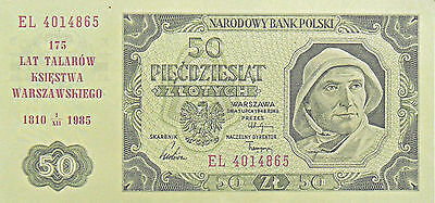 Reproduktion/replicas-Collectors Series--50 Zloty--Unc
