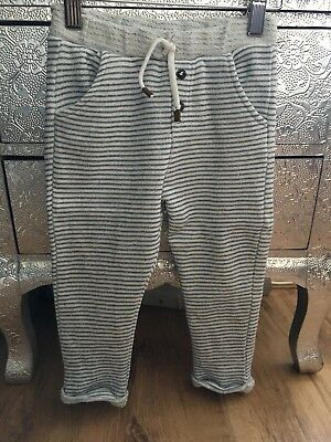 Zara Baby Boy Trousers Joggers 18-24 Months Great Condition Nice And Soft