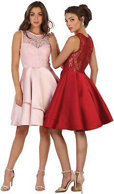 NEW SIMPLE SHORT Prom Dinner Cruise Gala Homecoming Dress Under $100 ...