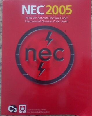 NEC 2005 NFPA National Electrical Code & International Electrical Code