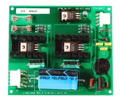 Used Squid Ink Circuit Board 1602117