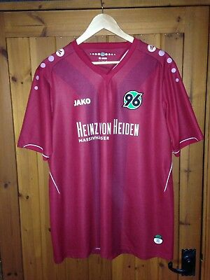 Hannover 96 shirt🇩🇪Size Large Made By Jako.