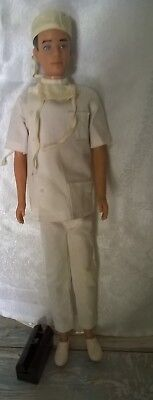 Mattel 1960 Blue Eyed Ken Doll Dr. Outfit , Graduation Outfit More