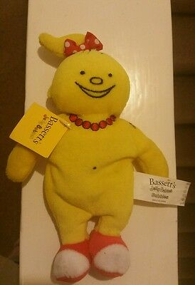 Bassetts Jelly Babies Beanie Baby Advertising