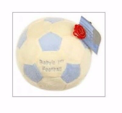 Baby's 1st Football 12cm Keel Soft Toy