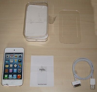 Apple iPod touch 4th Generation A1367 White 16GB boxed