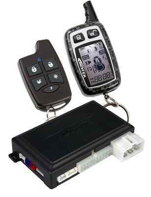 Scytek A4.2W Complete Two Way Remote Security/Engine Start System with Keyless