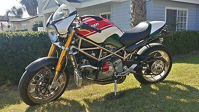 2008 Ducati Monster  motorcycle