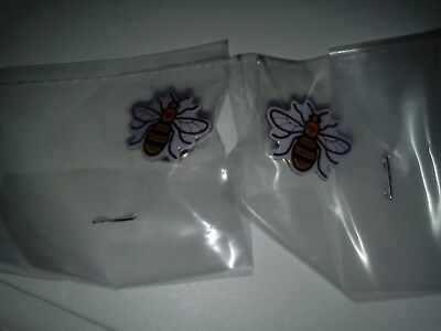 Metal Bee Badge Only 100 Made Limtied Edtion Manchester Bee