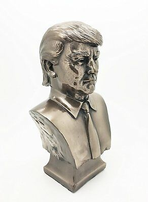 Collectible  President Donald Trump Statue Bust 45th President of USA Republican