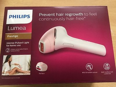 Philips Lumea BR1950 Prestige IPL Hair Removal Device