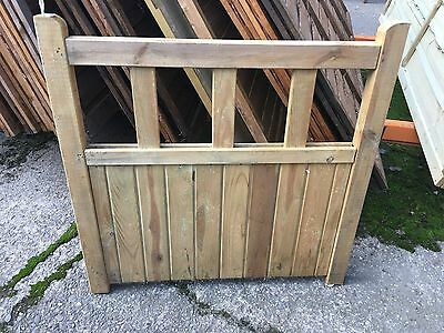 Brand New 90x90 Tongue & Groove Infil Path Drive Garden Gate Fence RRP £65