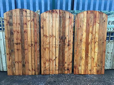 180cm x 90 T&G Strong Fully Framed Garden Gate (second) Driveway Fence RRP £96