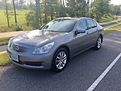 2007 Infiniti G35 X Infiniti G35X AWD All Wheel Drive Excellent Condition Well Maintained No Reserve