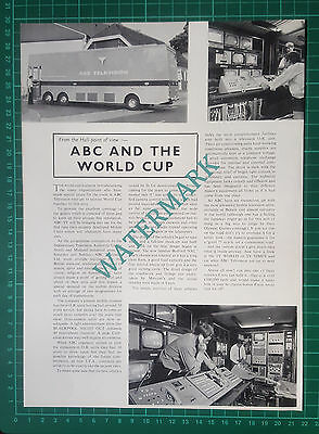 (108) ABC Television Mobile Units - 1966 Article
