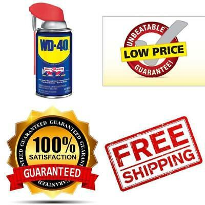 WD-40 Multi-Use Product - Multi-Purpose Lubricant with Smart Straw Spray. 8...