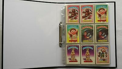 Garbage Pail Kids US Complete Series 4 Stickers/Cards