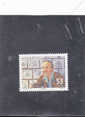 Portugal Set Walt Disney  (2001) Mnh
